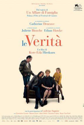 Cartaz do filme LA VÉRITÉ