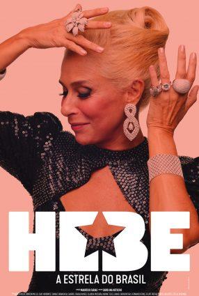 Cartaz do filme HEBE – A ESTRELA DO BRASIL