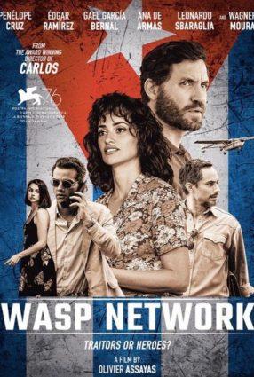 Cartaz do filme WASP NETWORK