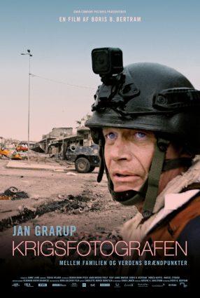 Cartaz do filme FOTÓGRAFO DE GUERRA – WAR PHOTOGRAPHER