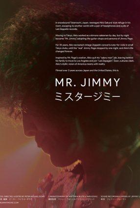 Cartaz do filme Mr. JIMMY
