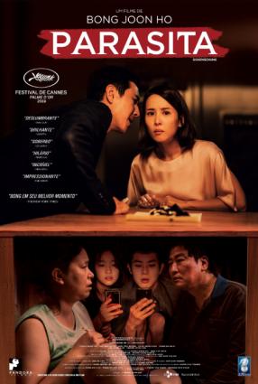 Cartaz do filme PARASITA – PARASITE