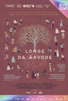 Cartaz do filme LONGE DA ÁRVORE – FAR FROM THE TREE