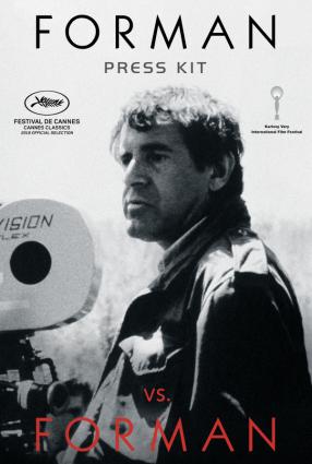 Cartaz do filme FORMAN Vs. FORMAN