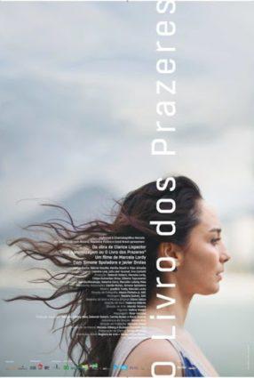 Cartaz do filme O LIVRO DOS PRAZERES