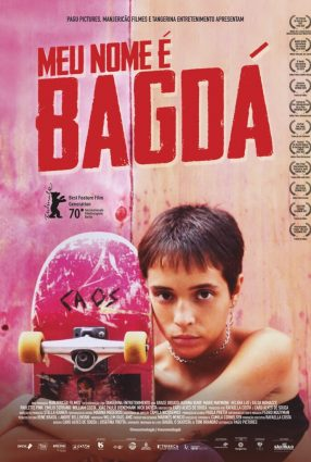 Cartaz do filme MEU NOME É BAGDÁ
