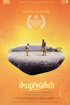 Cartaz do filme PEDREGULHOS – Peebles