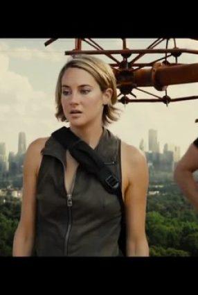 Cartaz do filme CONVERGENTE – The Divergent Series: Allegiant