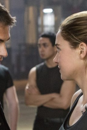 Cartaz do filme DIVERGENTE – Divergent