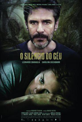 Cartaz do filme O SILÊNCIO DO CÉU – Era El Cielo